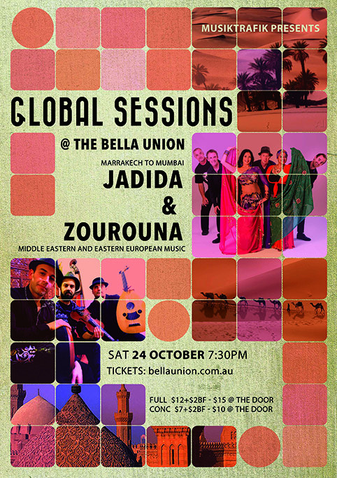 Global Sessions web