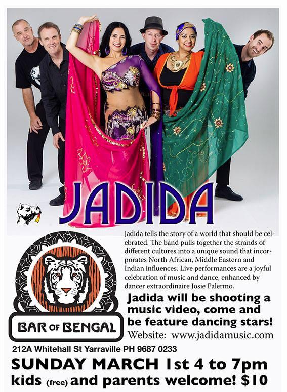 Jadida Bengal Flyer