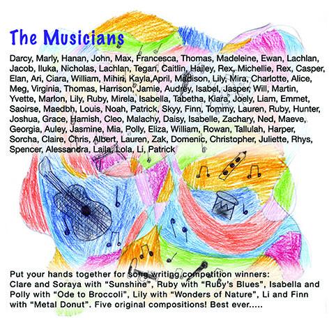 Musicians 2013